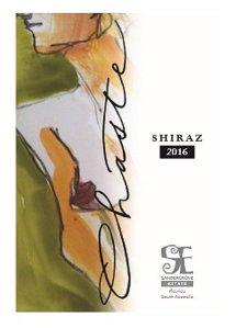 Sandergrove Chaste Shiraz