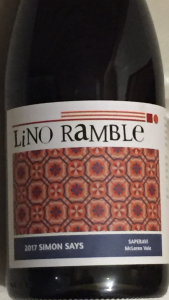 Lino Ramble Saperavi