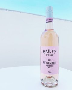 Bailey Wine Co rose