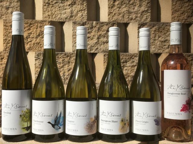 Yalumba Y Series Wines